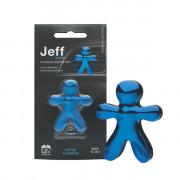 JJEFFC03AC Mr&Mrs JEFF modrý chrome Lotus Flowers JJEFFC03AC volný