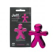 JJEFFC05AC Mr&Mrs JEFF růžový chrome Strawberry JJEFFC05AC volný