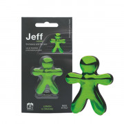JJEFFC06AC Mr&Mrs JEFF zelený chrome Lemon & Orange JJEFFC06AC volný