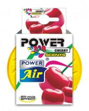 PS2PB POWER AIR SCENT osvěžovač s organickou náplní 28g - Cherry PS2PB volný