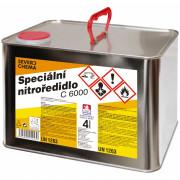 REDIDLO4L SEVERO CHEMA - 4L - Nitroředidlo speciální - REDIDLO4L C6000 volný
