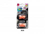 XR50 POWER AIR X-RIDE membránový osvěžovač 2x3ml - Bubble gum XR50 volný