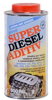 aditiv zimni VIF super diesel aditiv zimní 500ml VIF