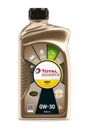 TOT0W30QIF-1L TOTAL 0W30 - 1L - Quartz INEO First PSA B71 2312, B71 2302 - TOT0W30QIF-1L Total