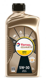 TOT5W30QILL-1L TOTAL 5W30 - 1L - Quartz INEO Long Life - VW 504.00/507.00, BMW LL-04 - TOT5W30QILL-1L Total