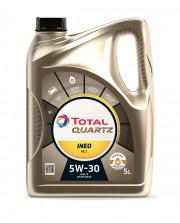 TOT5W30QIMC3-5L TOTAL 5W30 - 5L - Quartz INEO MC3 - VW 502.00/505.01, BMW LL-04 - TOT5W30QIMC3-5L Total